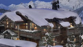Chalé Pearl Courchevel | FRA307