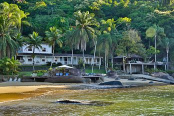 House in Angra dos Reis, vacation home, private island rent